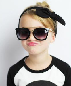 Oovy kids retro sunglasses