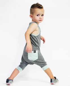 OOVY Kids Heartreaker Playsuit