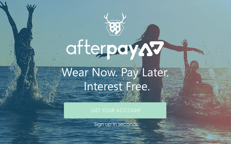 OOVY Kids AfterPay