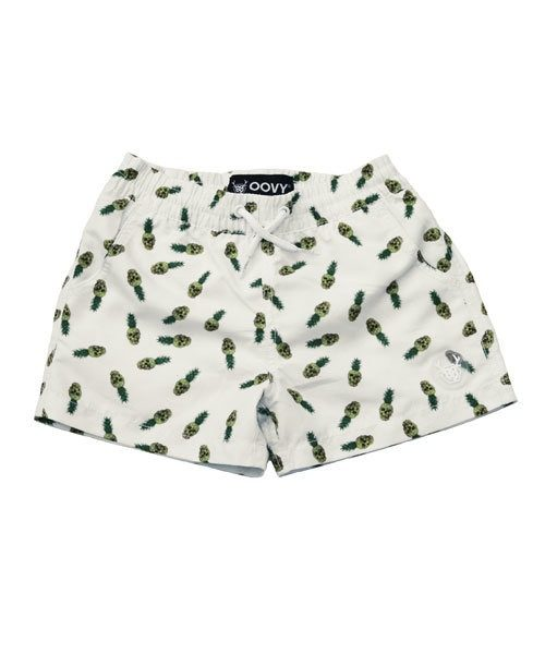 OOVY Kids Pineapple Boardshorts
