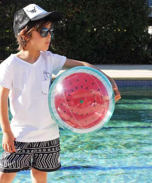 OOVY Kids Tribal Boardshorts