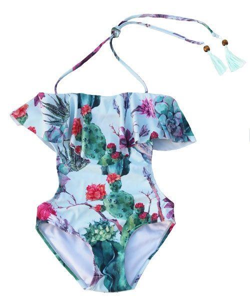 OOVY Boho Cactus Swimsuit