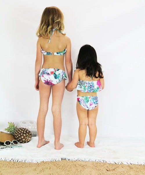 OOVY kids cactus swimsuit