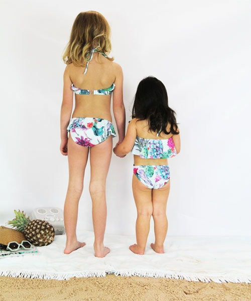 OOVY kids cactus swimsuit