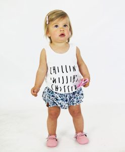 OOVY Kids Chillin' Singlet Top