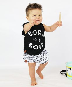 OOVY Born To be Bold Hooded Tank