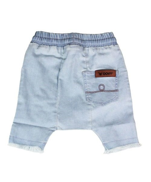 OOVY Kids Distressed Denium Shorts