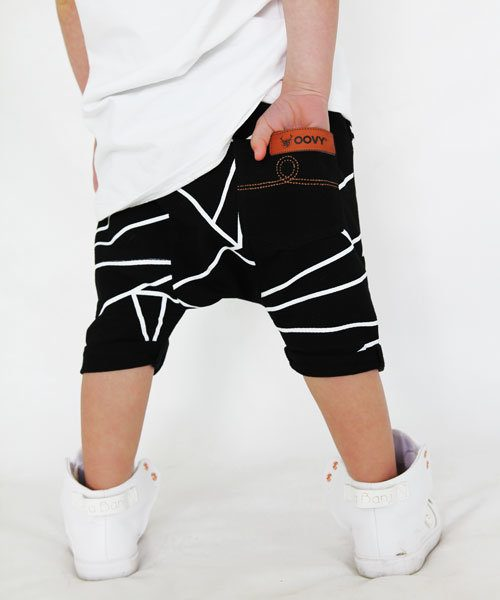 OOVY Kids Limitless shorts
