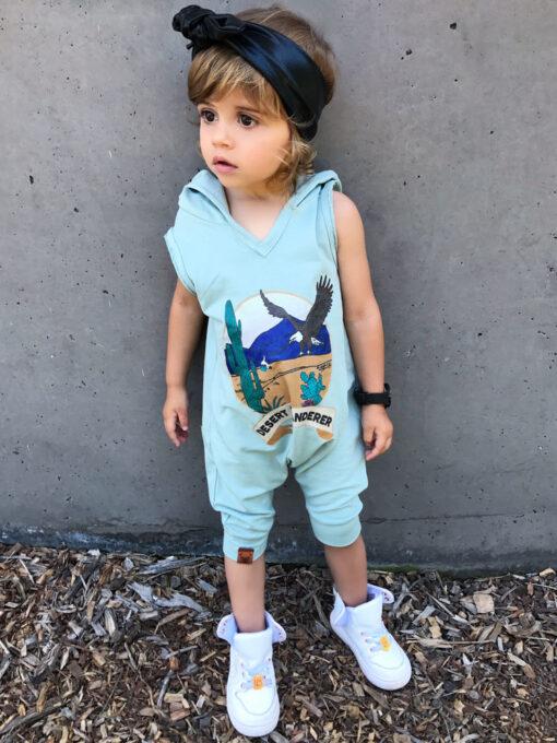 OOVY Kids Desert Wanderer Playsuit