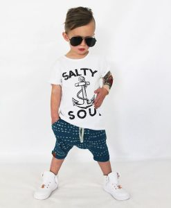 OOVY Kids Salty Soul Tee Top