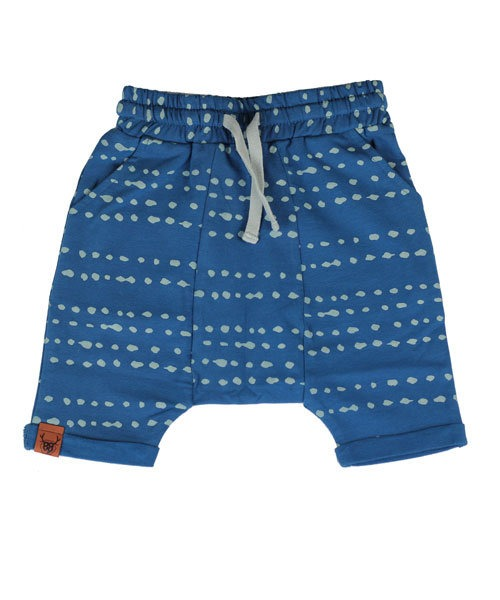 OOVY Kids Indigo Splash Shorts