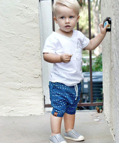 OOVY Kids Splash shorts