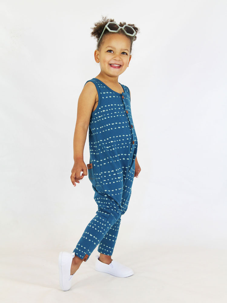 OOVY Kids Splash Jumpsuit
