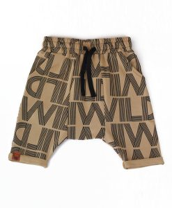 OOVY Kids Tan Wild Shorts