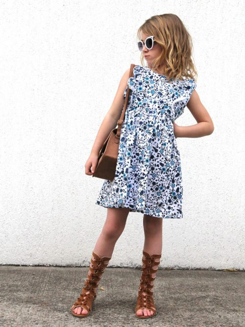 OOVY Kids Wildflower Dress