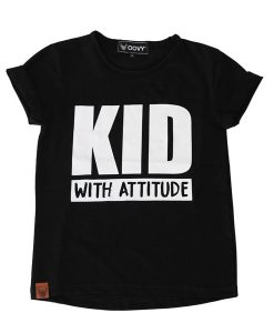 OOVY Kids With Attitude Tee