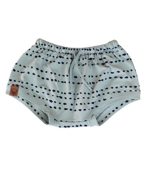 OOVY Baby Mint Splash Shorties