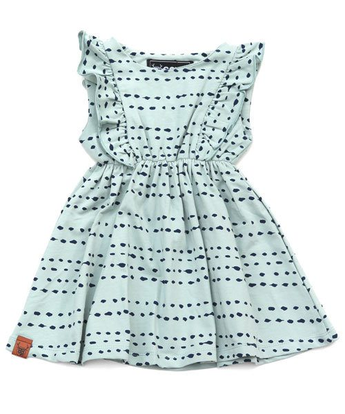 OVY Kids Mint Splash Dress