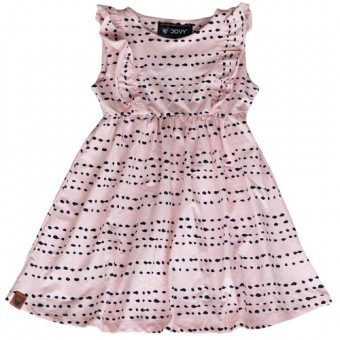 OOVY Pink Splash Dress