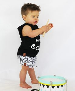 OOVY Baby Tribal Shorties
