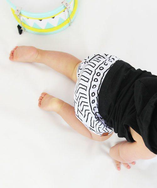 OOVY Baby Tribal Shorties