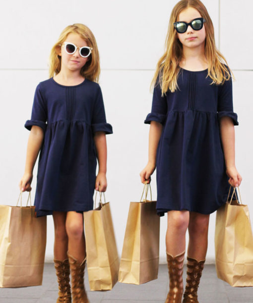 OOVY Kids Bell sleeve dress
