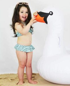 OOVY Kids Mint Splash Bikini