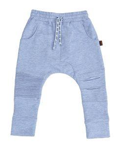 OOVY Grey Distressed Pants