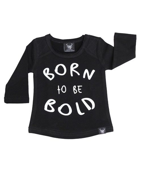 OOVY Born To Be Bold Top
