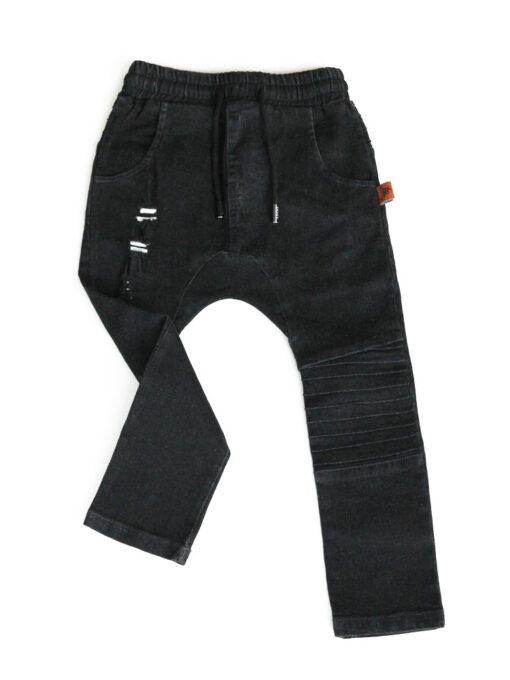OOVY Kids Black Distressed Denim Jeans