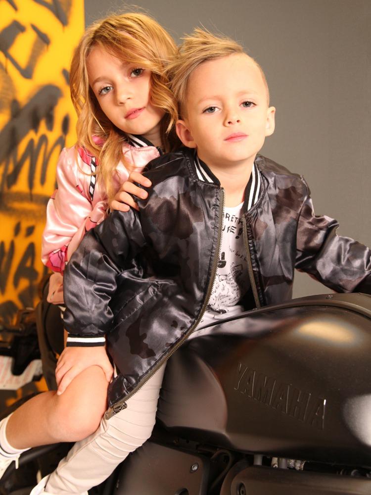 OOVY Kids Bomber Jacket