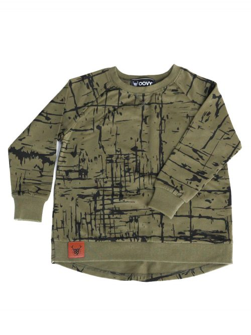 OOVY Kids Urban Streets Sweater