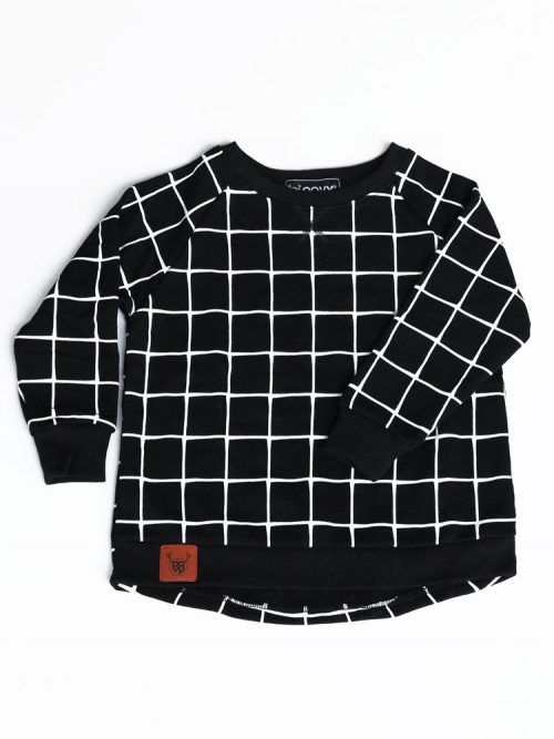 OOVY Kids Wired Crew Neck Sweater