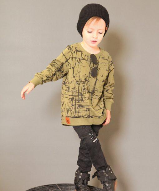 OOVY Kids Crew Neck Sweater
