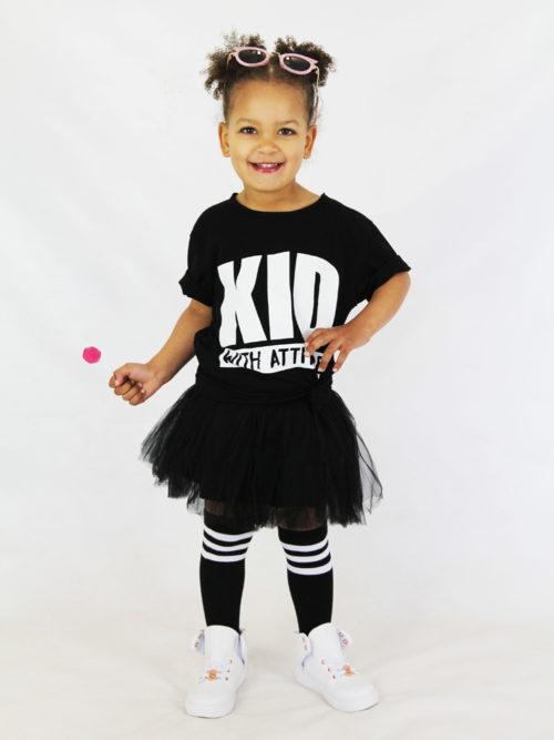 OOVY Kids Black tutu