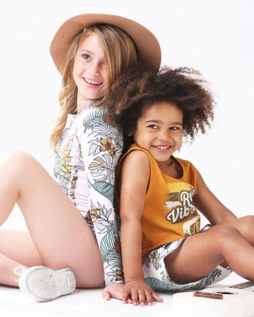 OOVY Kids Bahamas Sunsuit