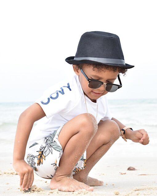 OOVY Kids Boys Fedora Hat