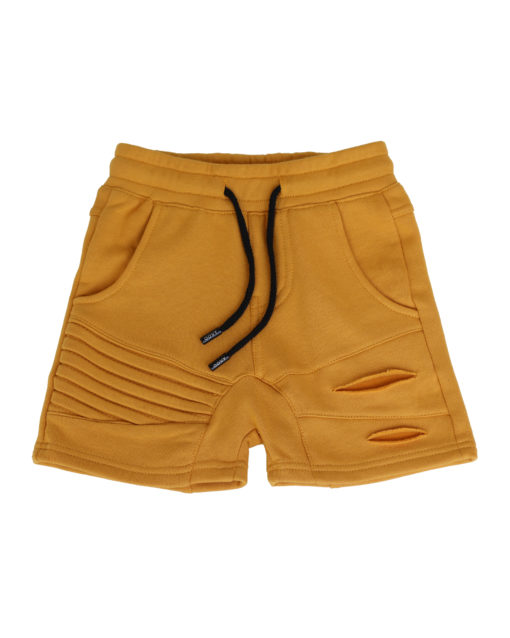 OOVY Kids Mustard Luke Shorts