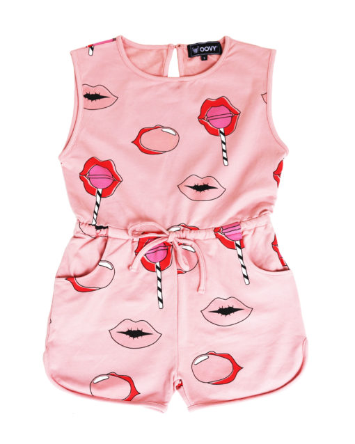 OOVY Kids Pout Girls Jumpsuit