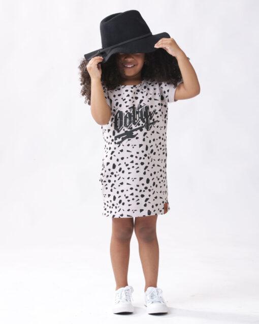 OOVY Kids Terrazzo Dress