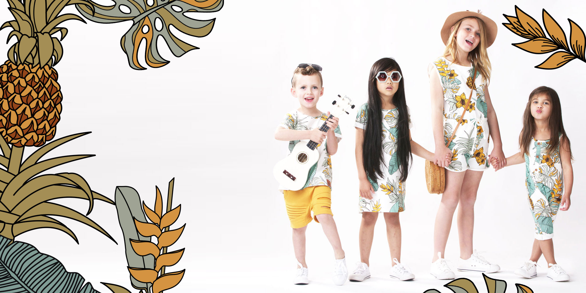 OOVY Kids - Cool Kids Clothing