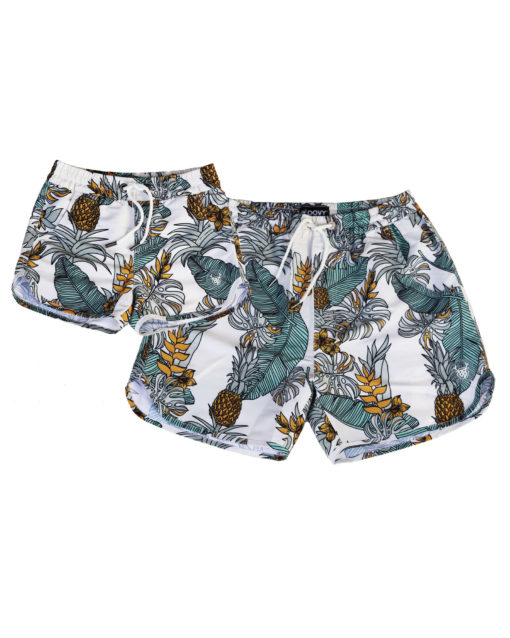 OOVY Kids Bahamas Father & Son Boardshorts