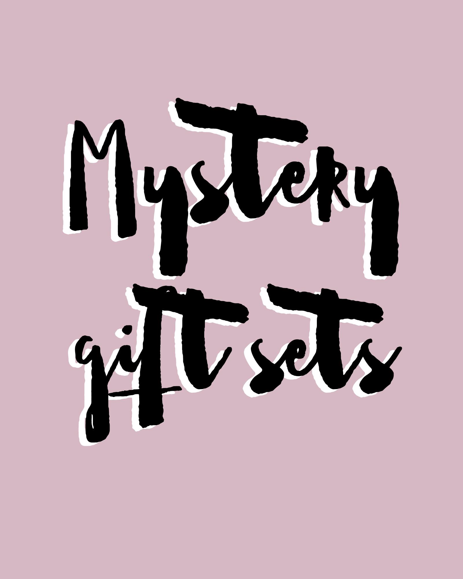 Girls mystery set