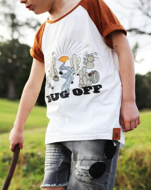 OOVY Kids Bug Off Tee