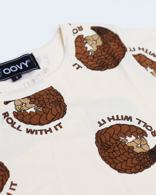 OOVY Kids Roll With It Tee