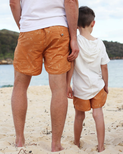 OOVY Desert Eco Father & Son Boardshorts