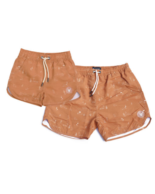 OOVY Desert Father & Son Boardshorts