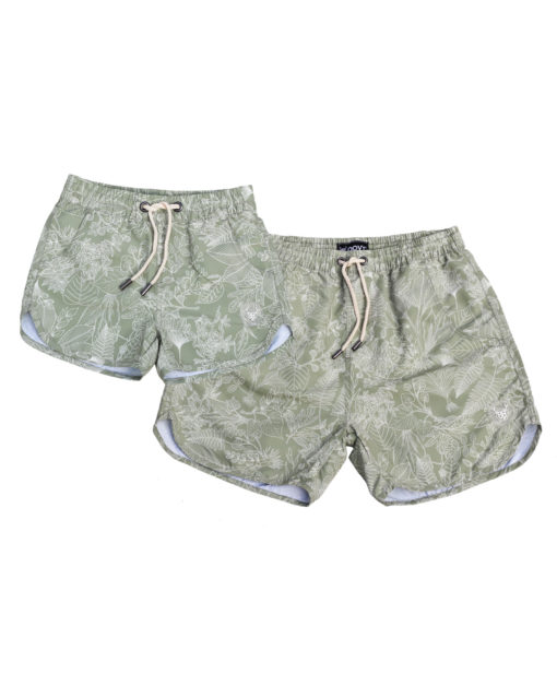 OOVY Father & Son Botanicals Boardshorts