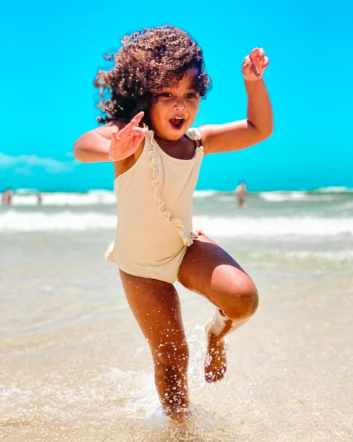 OOVY Kids Eco Coconut Swimsuit