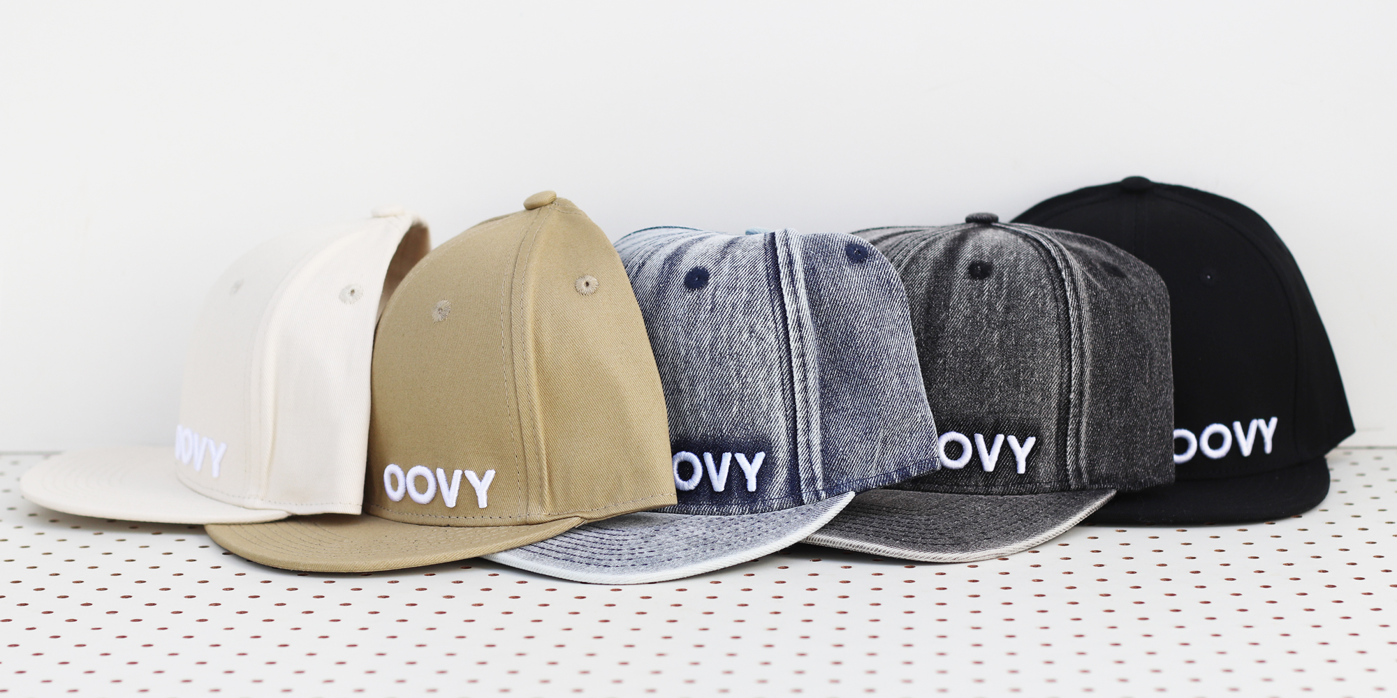 OOVY Kids Snapbacks Hats